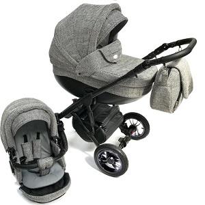 P'tit Chou Trento Sport meegroei wandelwagen baby