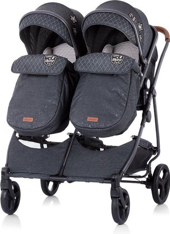 Chipolino Duo Smart duo wandelwagen voor baby en peuter