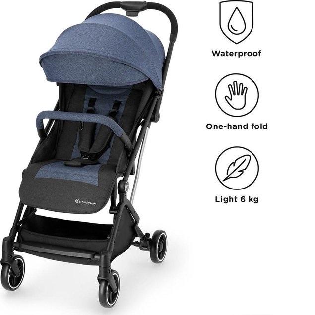 Kinderkraft-wandelwagen Indy