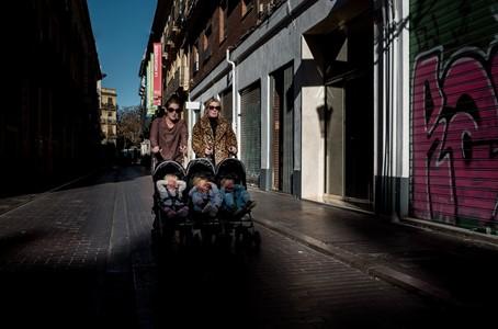 kinderwagens vanaf vierling